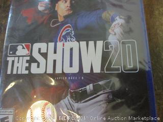 PS4 The Show 20