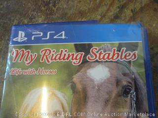 PS4 My Riding Stables