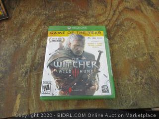 XBOX One The Witcher Wild Hunt
