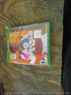 XBOX One EA Sports Madden 20