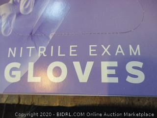 Nitrile Exam Gloves Size XL