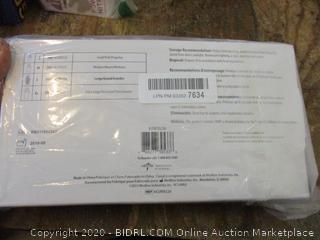 Powder Free Synthetic Exam Gloves Size L
