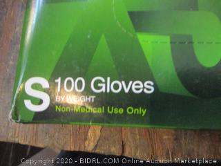 Industrial Nitrile Gloves Size S