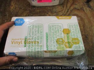 Powder Free Vinyl Gloves Medium