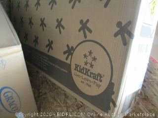 Kid Kraft Heart Table & Chair Set