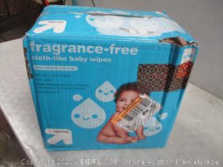Cloth -Like Baby Wipes