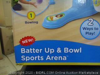 Vtech Batter Up & Bowl Sports Arena