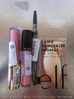 Misc. Lot Cosmetics Revlon Lip Gloss