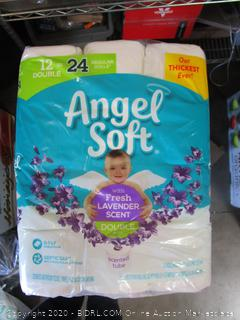 Angel Soft Lavender Toilet Paper