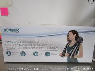 truMedic Full Body Massager