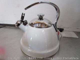 Copco Enabled Steel Tea Kettle