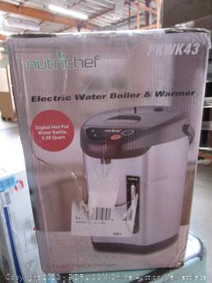 Nutrichef Water Boiler