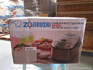 Zojirushi Rice Cooker