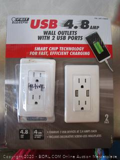 USB Wall Outlets