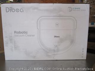 Dibea Robotic Vacuum Cleaner