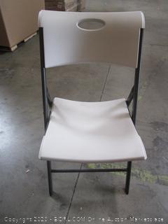 Lifetime Folding Chair