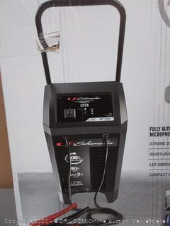 Schumacher battery charger engine starter(powers on)