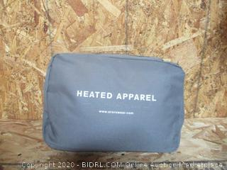 Women's Heated Down Vest Size M