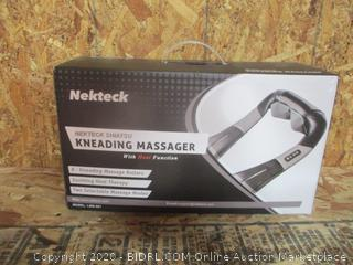 Nekteck Shiatsu Kneading Massager