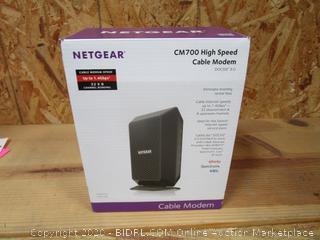Netgear Cable Modem