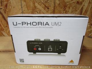 U-Phoria Audiophile