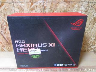 ASUS Republic of Gamers ROG MAXIMUS X1 Hero WI-FI