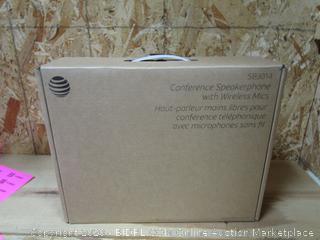 Conference Speakerphone w/ Wireless Mics
