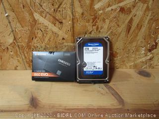 Samsung V-Nand SSD 860 EVO