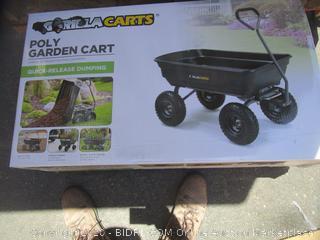 Poly Garden Cart
