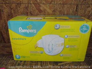 Pampers Swaddlers Size 5