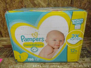 Pampers Swaddlers Size 1