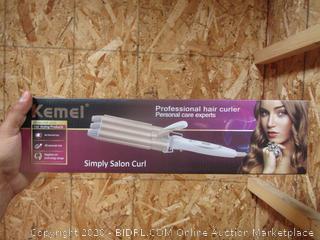 Professional Hair Curler