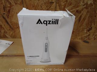 Aqziill Cordless Dental Flosser