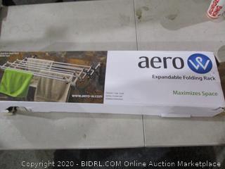 Aero Expandable Folding Rack