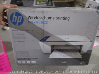 HP Wireless home printing  Deskjet