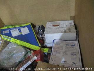 Large Box Lot See Pictures