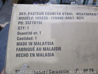 Pasteur Counter Stool