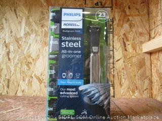 Philips Norelco Stainless Steel All-in-one Groomer