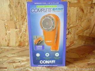 Complete Care Removes Fuzz, Lint & Piling