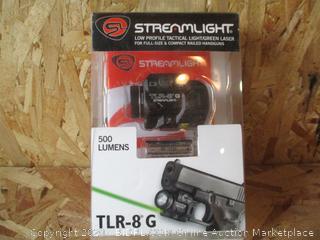 Low Profile Tactical Light Laser