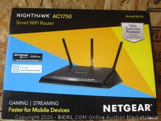 Netgear Nighthawk AC1750 Smart WiFi Router