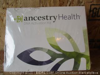 Ancestry DNA Activation Kit