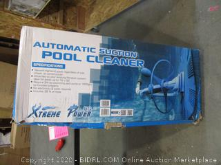 Automatic Suction Pool Cleaner