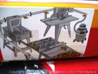 Shop Vac Modular Workshop Sawdust Collection System