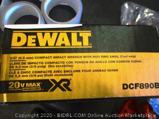 DeWalt Compact Impact Wrench w/ Hog Ring Anvil (Tool Only)