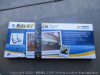 Big EZ Rack Wall Storage for Fishing Kayak / Canoe