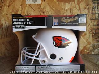 Franklin Helmet & Jersey Set