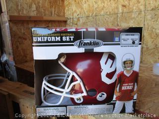 Franklin Deluxe Football Uniform Set