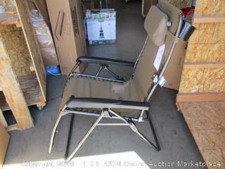 Reclining Lawn Chair