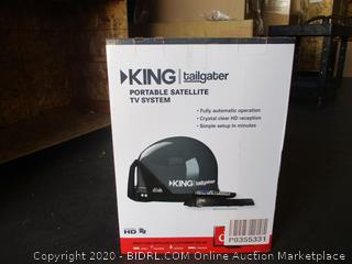 Portable Satellite TV System